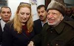 Vợ lãnh tụ Arafat đề nghị Pháp tuyên bố chồng bà bị sát hại