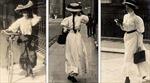 100 năm trước, phụ nữ ở Anh và Pháp mặc như thế nào?