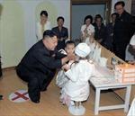 """""""Cô gái bí ẩn"""" đi cùng nhà lãnh đạo CHCDND Triều Tiên"""