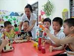 Tỉnh đầu tiên đạt chuẩn phổ cập giáo dục mầm non trẻ 5 tuổi