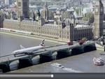 Chiêu quảng cáo đầy sáng tạo của British Airway