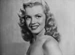 Lộng lẫy nhan sắc Marilyn Monroe tuổi 20
