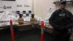 Australia phá vỡ đường dây buôn bán ma túy xuyên quốc gia