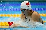 'Kình ngư' tuổi teen Trung Quốc lại giành HCV Olympic