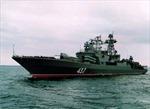 Tàu chiến Nga tới Biển Đen