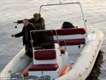 Đánh cá bằng lựu đạn, ngư dân Nga suýt chết