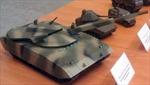 Bại lộ xe tăng 'ngoài hành tinh' của Nga