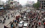 Cần sớm kiểm soát phương tiện giao thông cá nhân
