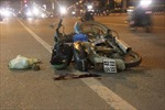 TP. HCM: Một buổi tối, ba vụ tai nạn trên cùng một con đường