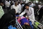 Iran khẩn trương khắc phục hậu quả động đất