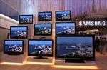 Samsung dẫn đầu thị trường TV màn hình phẳng