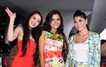 40 người đẹp dự thi HHVN rạng rỡ xuất hiện tại Đà Nẵng
