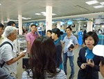 Máy bay Vietnam Airlines bốc mùi khét khi đang bay