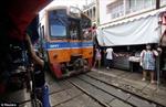 Đi chợ mạo hiểm ở Thái Lan