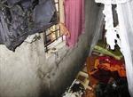 Phóng hỏa đốt nhà hàng xóm vì... đá bóng
