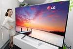 LG trình làng TV 'siêu nét' lớn nhất thế giới