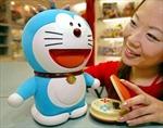 Mèo máy Doraemon trở thành công dân Nhật