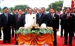 Nghĩa tình son sắt Việt - Lào