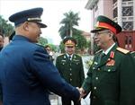 Việt – Trung đối thoại chiến lược quốc phòng