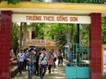 Mùa 'gieo chữ' ở Đồng Sơn
