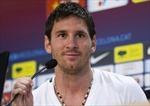 Messi: Đừng hỏi tôi về Cristiano