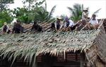 Lốc xoáy làm tốc mái 30 căn nhà tại Đồng Nai