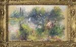 Phát hiện kiệt tác của Renoir ở chợ 'trời'