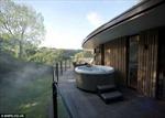 Độc đáo khách sạn gần với thiên nhiên ở Anh
