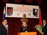 Ra mắt 'Nhật ký Đặng Thùy Trâm' tại Nga