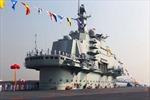 Hải quân Trung Quốc nhận tàu sân bay đầu tiên