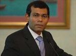 Tòa án Maldives quản thúc cựu Tổng thống Nasheed