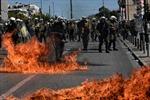 Hy Lạp: Biểu tình biến thành bạo loạn