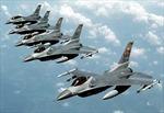Rumani trang bị máy bay chiến đấu F-16 cho quân đội