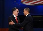 Bầu cử Mỹ: Ông Romney phấn khích sau cuộc tranh luận đầu tiên