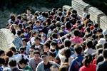 Du lịch Trung Quốc bội thu trong 'Tuần lễ vàng'