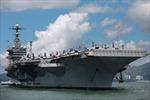 Hàng không mẫu hạm Mỹ thăm Malaysia
