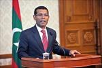Cựu Tổng thống Maldives bị bắt giữ