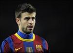 Pique: Không có căng thẳng với Madrid như năm trước