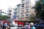 Khách sạn Cherry Hotel II đột nhiên bốc cháy
