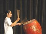 Thử nghiệm chèo và nhạc cụ gõ: 'Độc' và 'lạ'