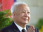 Cựu Vương Norodom Sihanouk qua đời