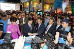 Xperia - Sony Smartphone nổi bật tại triển lãm Mobile Vietnam 2012