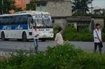 Tái diễn cạnh tranh 'luật rừng' tuyến xe khách Hà Nội - Hải Phòng