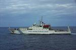Tàu hải giám Trung Quốc tiếp tục tới gần đảo tranh chấp với Nhật