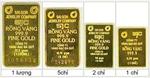 SJC đổi bao bì chống giả cho vàng miếng