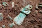 Khai quật mộ vua Maya cổ nhất