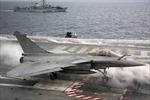 Hải quân Anh - Pháp tập trận chung trên Địa Trung Hải