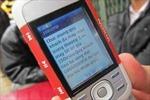 Gửi tin nhắn lừa trúng thưởng để chiếm đoạt phí dịch vụ sẽ bị xử lý hình sự