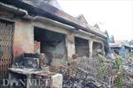 Cháy chợ tại Quảng Nam, thiệt hại hàng tỷ đồng