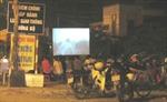 Karaoke 'dã chiến' gây náo loạn quốc lộ 32